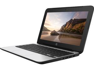 "HP 11 G4 (V2W31UT#ABA) Chromebook Intel Celeron N2840 (2.16 GHz) 4 GB Memory 32 GB eMMC SSD 11.6"" Chrome OS"