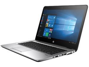 """HP EliteBook 745 G3 (T3L32UT#ABL) Bilinguial Laptop - AMD A10 PRO-8700B (1.80 GHz) 8 GB DDR3L 500 GB HDD AMD Radeon R6 Series 14.0"""" FHD 1920 x 1080 720p HD Webcam Windows 7 Professiona 64-Bit"""