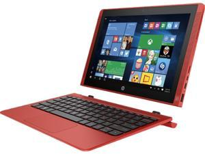 "HP 10-N024DX Detachable Laptop Intel Atom Z3736F (1.33 GHz) 64 GB SSD 10.1"" Touchscreen Windows 8.1 Pro"