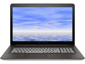 "HP Laptop ENVY m7-n109dx Intel Core i7 6500U (2.50 GHz) 16 GB Memory 1 TB HDD NVIDIA GeForce 940M 17.3"" Touchscreen Windows 10 Home 64-Bit"