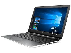 "HP Laptop Pavilion 15-ab220nr Intel Core i5 6200U (2.30 GHz) 6 GB Memory 1 TB HDD Intel HD Graphics 520 15.6"" Touchscreen Windows 10 Home 64-Bit"