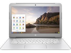 "HP 14-ak013dx Chromebook Intel Celeron N2840 (2.16 GHz) 2 GB Memory 16 GB SSD 14.0"" Chrome OS"