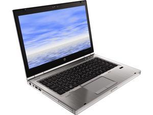 HP EliteBook 8460p Intel Core i5-2540M X2 2.6GHz 8GB 250GB NO WEBCAM, Gray (Refurbished)