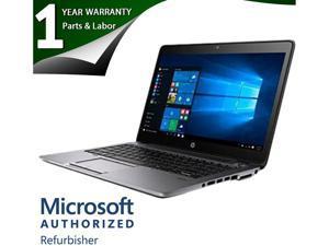 "HP Elitebook 840 G1 Ultrabook Intel Core i5 4300U (1.9GHz) 8GB Memory 240GB SSD HD Graphic 4400 14.0"" Window 10 Pro"