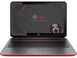"HP Laptop Pavilion Beats Special Edition 15-p390nr AMD A10-Series A10-7300 (1.90 GHz) 8 GB Memory 1 TB HDD AMD Radeon R6 Series 15.6"" Touchscreen Windows 10 Pro"
