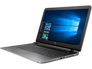 "HP Laptop Pavilion 17-g061us Intel Core i3 5010U (2.10 GHz) 6 GB Memory 1 TB HDD Intel HD Graphics 5500 17.3"" Windows 10 Pro"