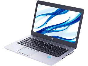 "HP Grade A Laptop EliteBook 840 G2 Intel Core i5 5300U (2.30 GHz) 8 GB Memory 128 GB SSD Intel HD Graphics 5500 14.0"" Windows 10 Pro 64-Bit"