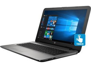"HP Bilingual Laptop 15-ba140ca AMD A9-Series A9-9410 (2.90 GHz) 8 GB Memory 1 TB HDD AMD Radeon R5 Series 15.6"" Touchscreen Windows 10 Home"