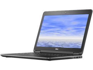 """DELL Laptop Latitude E7240 Intel Core i7 2.10 GHz 8 GB Memory 256 GB SSD 12.5"""" Touchscreen Windows 10 Pro"""