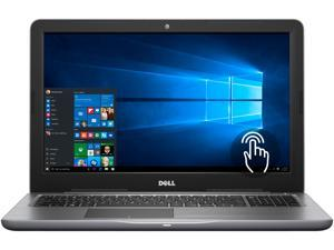 "DELL Laptop Inspiron 15-5565 (i5565-5850GRY) AMD FX-Series FX-9800P (2.7 GHz) 16 GB Memory 1 TB HDD AMD Radeon R8 M445DX 15.6"" Touchscreen Windows 10 Home 64-Bit"