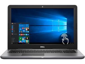 "DELL Laptop Inspiron 15-5565 (i5565-5850GRY) AMD FX-Series FX-9800P (2.7 GHz) 16 GB Memory 1 TB HDD AMD Radeon R8 M445DX 15.6"" Touchscreen Windows 10 Home 64-Bit"