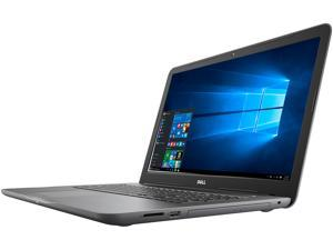 "DELL Laptop Inspiron 17-5765 (i5765-2764GRY) AMD A12-Series A12-9700P (2.50 GHz) 8 GB Memory 1 TB HDD AMD Radeon R7 Series 17.3"" Windows 10 Home 64-Bit"