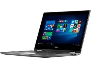 "DELL Inspiron 13 5000 i5368-8833GRY Intel Core i7 6th Gen 6500U (2.50 GHz) 8 GB Memory 1 TB HDD 13.3"" Touchscreen 1920 x 1080 2-in-1 Laptop Windows 10 Home 64-Bit"