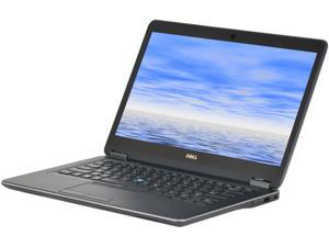 "DELL Laptop - B Grade E7440 Intel Core i7 4600U (2.10 GHz) 8 GB Memory 256 GB SSD Intel HD Graphics 4400 14.0"" Touchscreen Windows 10 Pro 64-Bit"