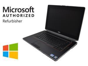 """Dell Latitude E6420 14.0"""" Gunmetal Gray Laptop - Intel Core i5 2520M 2nd Gen 2.50GHz 3GB SODIMM DDR3 SATA 240GB SSD Windows 7 Home Premium 32-Bit"""