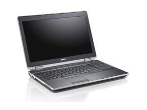 "Dell Latitude E6520 15.6"" Gunmetal Gray Laptop - Intel Core i7 2620M 2nd Gen 2.70GHz 8GB SODIMM DDR3 SATA 256GB SSD Windows 7 Professional 64-Bit"