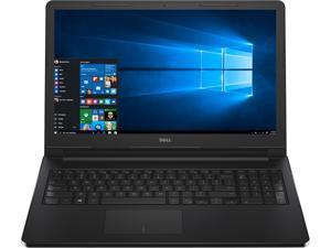 """Genuine Dell Refurbished Inspiron 15-3552 Intel Celeron N3050 X2 1.6GHz 4GB 500GB 15.6"""" (Black)"""
