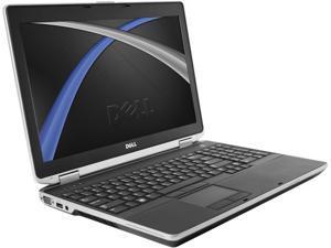 "DELL Laptop Latitude E6530 Intel Core i7 3720QM (2.60 GHz) 12 GB Memory 750 GB HDD 15.6"" Windows 7 Professional 64-Bit"