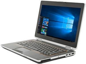 """DELL Laptop Latitude E6420 Intel Core i5 2410M (2.30 GHz) 12 GB Memory 128 GB SSD 14.0"""" Windows 10 Pro 64-Bit"""