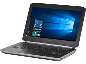 """DELL Laptop Latitude E5420 Intel Core i5 2410M (2.30 GHz) 6 GB Memory 500 GB HDD 14.0"""" Windows 10 Home 64-Bit"""