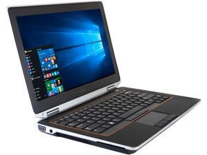 """DELL Laptop Latitude E6320 Intel Core i5 2410M (2.30 GHz) 4 GB Memory 320 GB HDD 13.3"""" Windows 10 Home 64-Bit"""