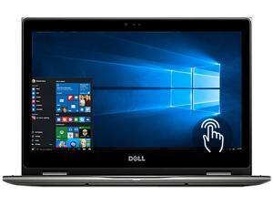 "DELL Laptop Inspiron 13 5000 i5368-4071GRY Intel Core i5 6200U (2.30 GHz) 4 GB Memory 128 GB SSD Intel HD Graphics 520 13.3"" 1920 x 1080 Touchscreen Windows 10 Home 64-Bit"