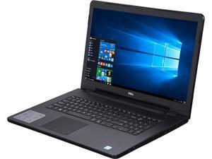 "DELL Laptop Inspiron 17 5759 i5759-1776BLK Intel Core i3 6100U (2.30 GHz) 4 GB Memory 500 GB HDD Intel HD Graphics 520 17.3"" 1600 x 900 Windows 10 Home 64-Bit"