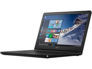 "DELL Laptop Inspiron 17 i5559-1080BLK Intel Pentium 3825U (1.90 GHz) 4 GB Memory 500 GB HDD Intel HD Graphics 17.3"" Windows 10 Home 64-Bit English"