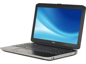 "DELL Laptop Latitude E5530 Intel Core i5 3320M (2.60 GHz) 8 GB Memory 128 GB SSD Intel HD Graphics 4000 15.6"" Windows 7 Professional 64-Bit"