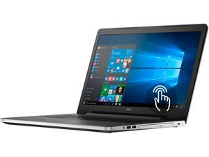 "DELL Laptop Inspiron i5759-9659SLV Intel Core i7 6500U (2.50 GHz) 16 GB Memory 2 TB HDD AMD Radeon R5 M335 17.3"" Touchscreen Windows 10 Pro 64-Bit"