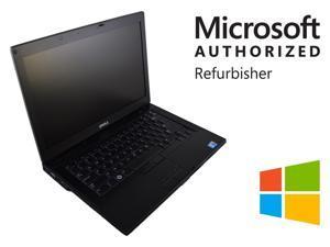 """DELL Laptop Latitude E6410 Intel Core i5 520M (2.40 GHz) 3 GB Memory 600 GB SSD 14.1"""" Windows 7 Professional"""