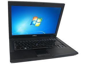 """DELL B Grade Laptop e5400 Intel Core 2 Duo 2.00 GHz 2 GB Memory 60 GB HDD 14.1"""" Windows 7 Home Premium"""