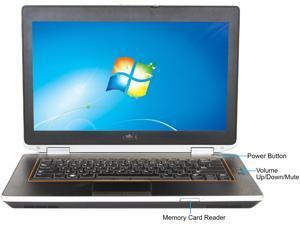"""DELL C Grade Laptop E6420 Intel Core i3 2310M (2.10 GHz) 4 GB Memory 250 GB HDD 14.0"""" Windows 7 Home Premium 64-Bit"""