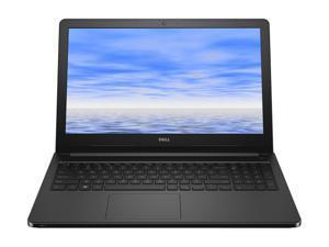 "DELL Laptop Inspiron i5558-2147BLK Intel Core i3 5015U (2.10 GHz) 6 GB Memory 1 TB HDD Intel HD Graphics 5500 15.6"" Windows 10 Home 64-Bit"