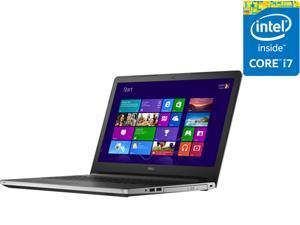 "DELL Inspiron i5558-7143SLV 15.6"" Windows 8.1 Laptop 1-year Mail-In Warranty"