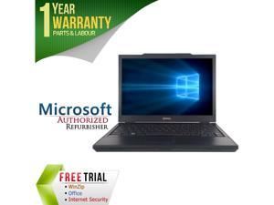 "DELL Laptop E4310 Intel Core i5 520M (2.40 GHz) 4 GB Memory 160 GB HDD 13.3"" Windows 7 Professional 64-Bit"