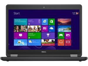 """DELL Laptop Latitude E5450 Intel Core i5 5300U (2.30 GHz) 8 GB Memory 128 GB SSD Intel HD Graphics 5500 14.0"""" Windows 8.1 Pro"""