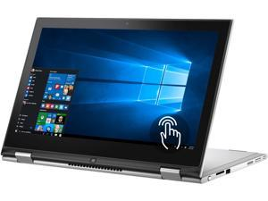 """DELL Inspiron 13 i7359-5984SLV 2-in-1 Laptop Intel Core i7 6500U (2.50 GHz) 500 GB HDD 8 GB SSD Intel HD Graphics 520 Shared memory 13.3"""" Touchscreen Windows 10 Home 64-Bit"""