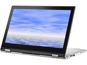 "DELL Inspiron 13 i7359-2435SLV 2-in-1 Convertible Laptop Intel Core i5 6200U (2.30 GHz) 4GB Memory 500 GB HDD Intel HD Graphics 520 Shared memory 13.3"" Touchscreen Windows 10 Home 64-Bit"