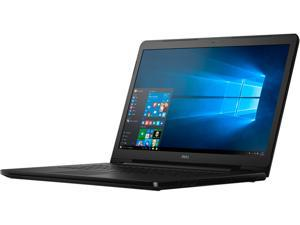 "DELL Laptop Inspiron i5755-2858BLK AMD A8-Series A8-7410 (2.20 GHz) 8 GB Memory 1 TB HDD AMD Radeon R5 Series 17.3"" Windows 10 Home 64-Bit"