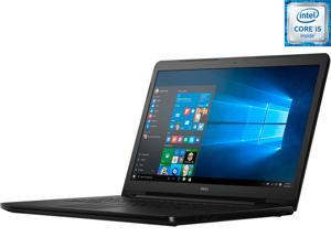 "DELL Laptop Inspiron i5759-4129BLK Intel Core i5 6200U (2.30 GHz) 8 GB Memory 1 TB HDD Intel HD Graphics 520 17.3"" Windows 10 Home 64-Bit"