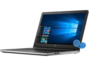 DELL Laptop Inspiron i5559-4413SLV Intel Core i5 6200U (2.30 GHz) 8 GB Memory 1 TB HDD Intel HD Graphics ...