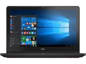 "DELL Inspiron i7559-12623BLK Gaming Laptop Intel Core i5 6300HQ (2.30 GHz) 8 GB Memory 1 TB Hybrid HDD+8 GB Cache NVIDIA GeForce GTX 960M 4 GB GDDR5 15.6"" 1920 x 1080 HD Webcam Windows 10 Home 64-Bit"