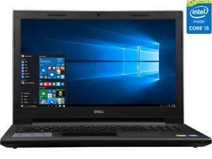"DELL Laptop Inspiron 15 i3543-6000SLV Intel Core i5 5200U (2.20 GHz) 4 GB Memory 500 GB HDD NVIDIA GeForce 820M 15.6"" Windows 10 Home"