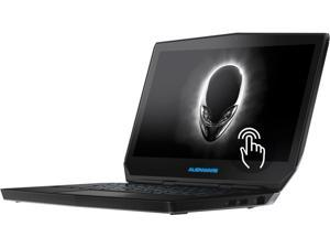 "DELL Alienware AW13R2-12222SLV Gaming Laptop Intel Core i7 6500U (2.50 GHz) 16 GB Memory 500 GB HDD NVIDIA GeForce GTX 960M 2 GB GDDR5 13.0"" Touchscreen Windows 10 Home"