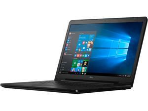 "DELL Laptop Inspiron 17-5758 Intel Core i3 5015U (2.10 GHz) 4 GB Memory 500 GB HDD Intel HD Graphics 5500 17.3"" 1600 x 900  Windows 10 Home 64-Bit"