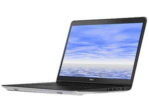 "DELL Laptop Inspiron 15 5000 i5545-1250sLV AMD A8-Series A8-7100 (1.80 GHz) 8 GB Memory 1 TB HDD AMD Radeon R5 Series 15.6"" Windows 8.1 64-Bit"