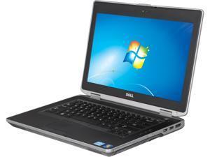 "DELL Laptop Latitude E6430 Intel Core i5 3320M (2.60 GHz) 8 GB Memory 256 GB SSD Intel HD Graphics 4000 14.0"" Windows 7 Professional 64-Bit"