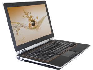 "DELL Laptop Latitude E6320 Intel Core i5 2520M (2.50 GHz) 8 GB Memory 120 GB SSD Intel HD Graphics 3000 13.3"" Windows 7 Professional 64-Bit"