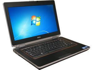 "DELL Laptop Latitude E6420 Intel Core i5 2520M (2.50 GHz) 6 GB Memory 320 GB HDD Intel HD Graphics 3000 14.0"" Windows 7 Home Premium 64-Bit"